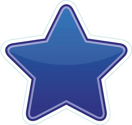Star_Dark Blue
