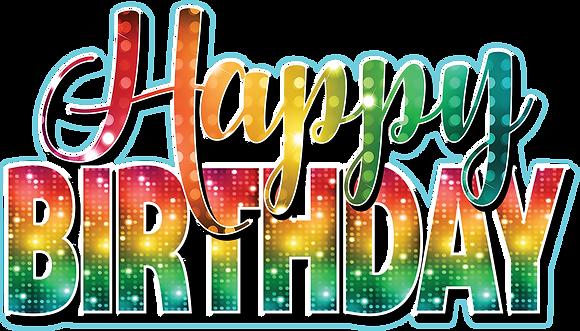 Happy Birthday Mini Set - Disco