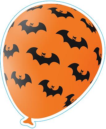 Halloween Bat Balloon