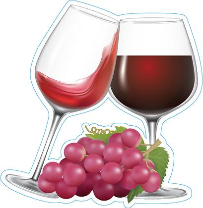 Wine Glasses_Red