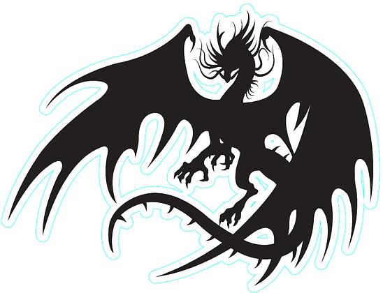 Dragon_Silhouette B