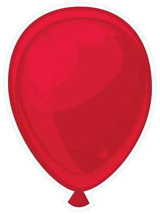 Balloon: Red