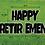 "Thumbnail: HAPPY RETIREMENT 18"" EZ Set 3pc - Luckiest Guy"