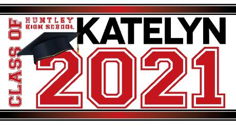 Graduation Banner - 6'x3'