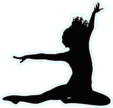 Dance Silhouette2