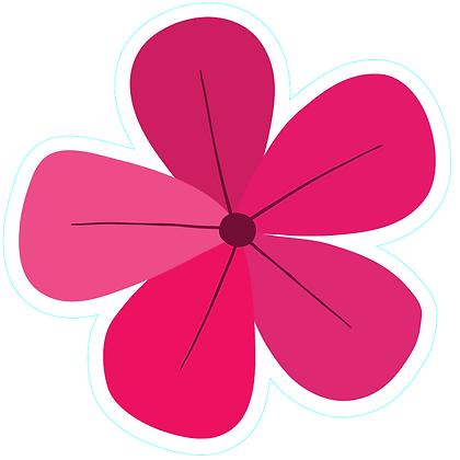 Flower_Dark Pink3