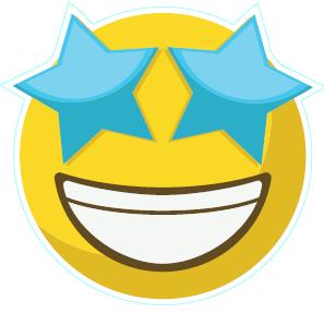 Emoji_Star Eyes