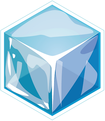 Ice/Glass Block