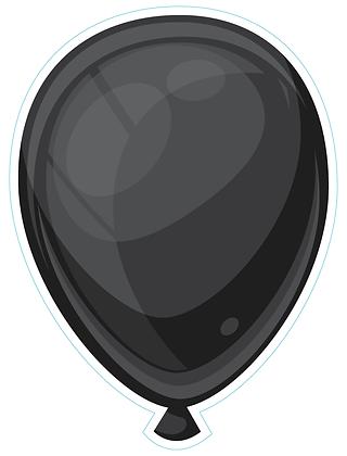 Balloon: Black