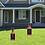 Thumbnail: Whiskey Bottle Yard Sign - Personalized