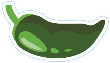 Chili Pepper_Green