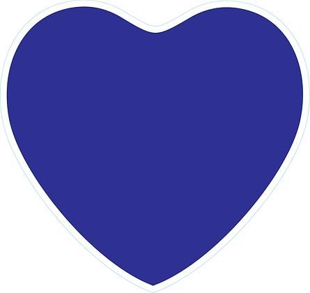 Heart_Dark Blue
