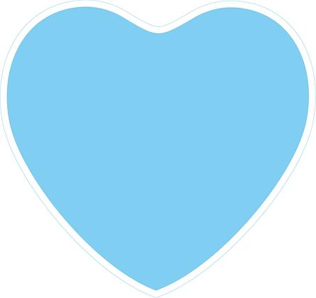 Heart_Light Blue