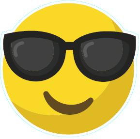 Emoji_Sun Glasses