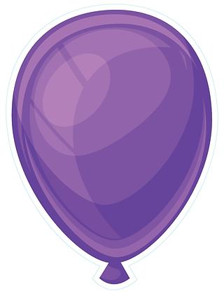 Balloon: Light Purple