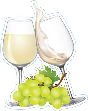 Wine Glasses_White