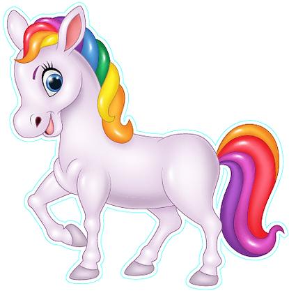 Pony Rainbow