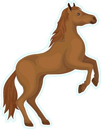 Horse_Light Brown