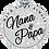 Thumbnail: Ring Sign_Silver_Mr&Mrs, Mom&Dad, Nana&Papa, Grandma&Grandpa