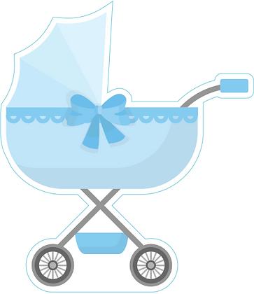 Baby Boy - Stroller