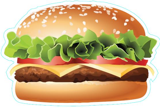 Food: Cheesburger