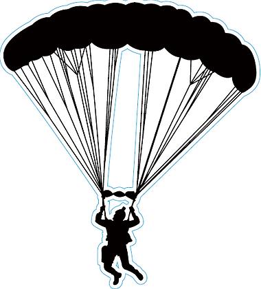Parachute Dude