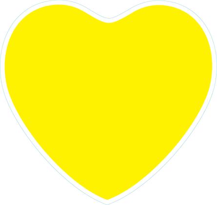 Heart_Yellow