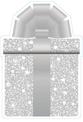Present: Silver