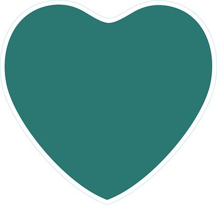 Heart_Myrtle Green