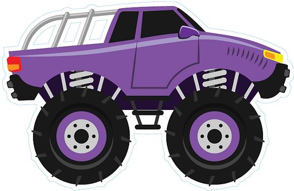 Monster Truck_Purple