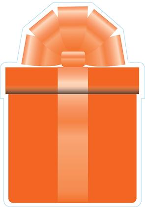 Present: Orange