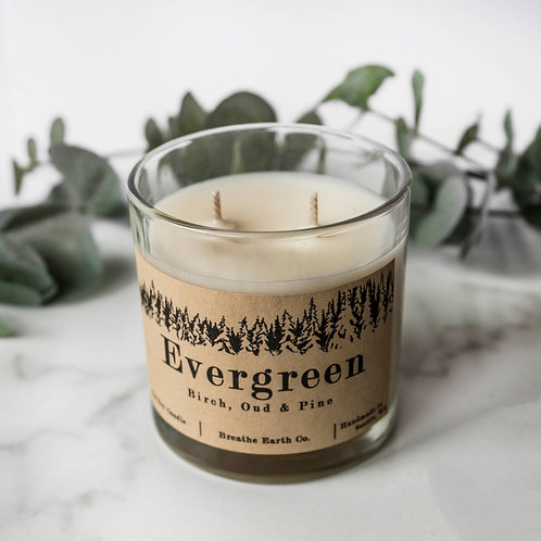 Evergreen | 8oz Soy Candle