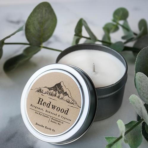 Redwood | 3oz Travel Tin
