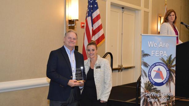 Billy Estep - Distinguished Service Award