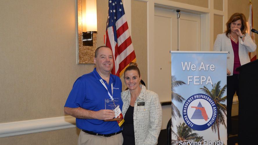 Brian Toolan - Everbridge - Corporate Award