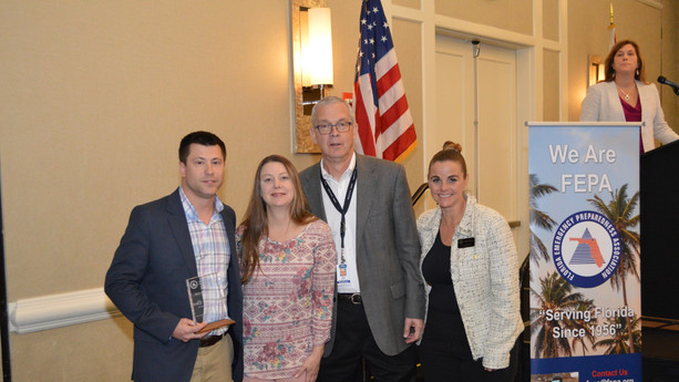 WKGC - Panama City - Media Award
