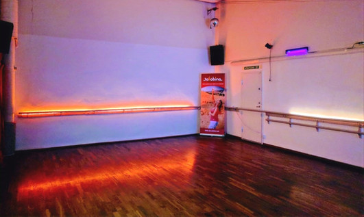 danssalen lights