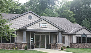 Our Mansfield office, conveniently located off Lexington-Springmill Rd