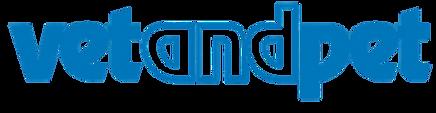Logo Vetandpet Transparente Azul.png