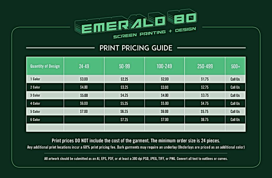 Emerald 80_PRINT PRICING GUIDE_update 20