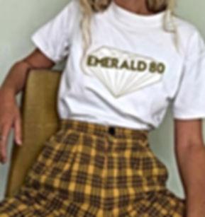 Emerald 80 - WD Diamond 1 - shirt mockup