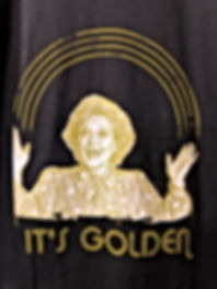 Golden girl Betty White