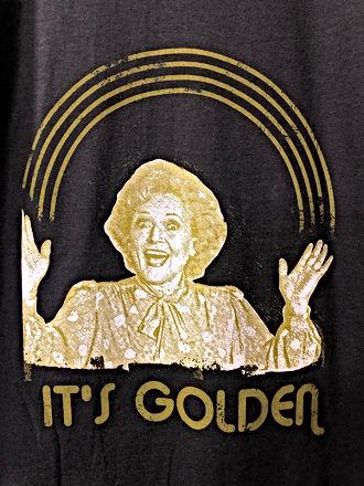 Golden girl Betty White