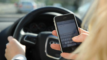 UK POLICE TO CRACKDOWN ON MOBILE PHONE USE BEHIND THE WHEEL
