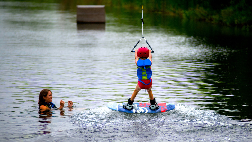 WAKEBOARD INSTRUCTOR