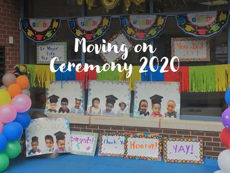 2019-2020 End of School Year Celebration