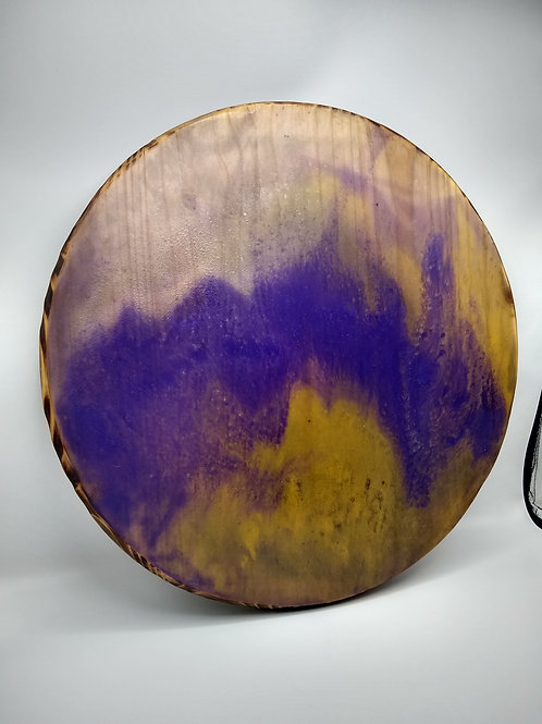 """17"""" Psychedelic Serving Board"""