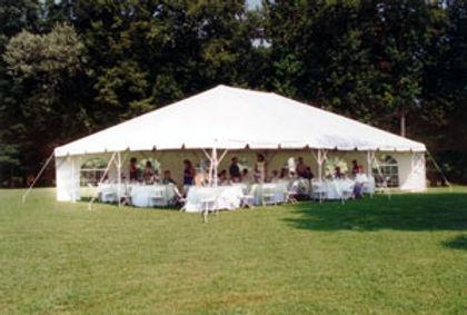 Fiesta Frame Tent Rental Pittsburgh