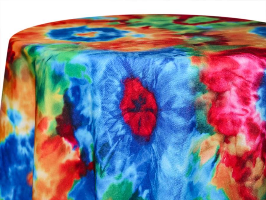 Print Group C Tie Dye