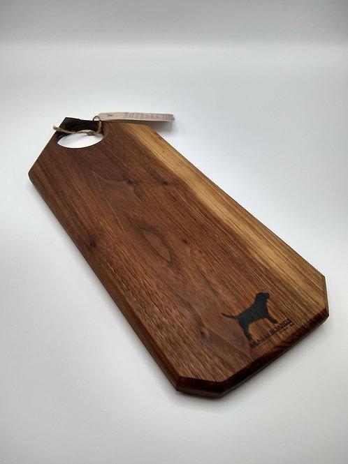 """13"""" Black Walnut Cutting Board"""